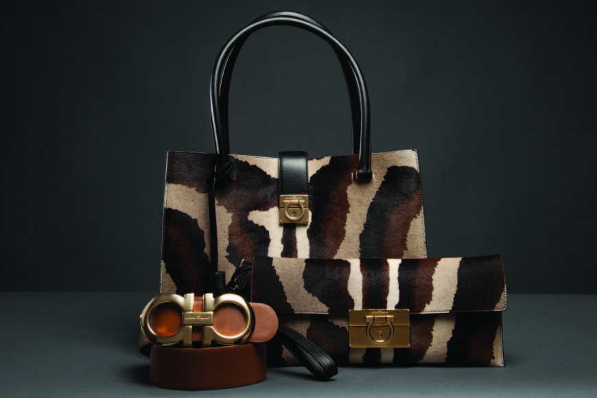 Ferragamo Bags & Belt
