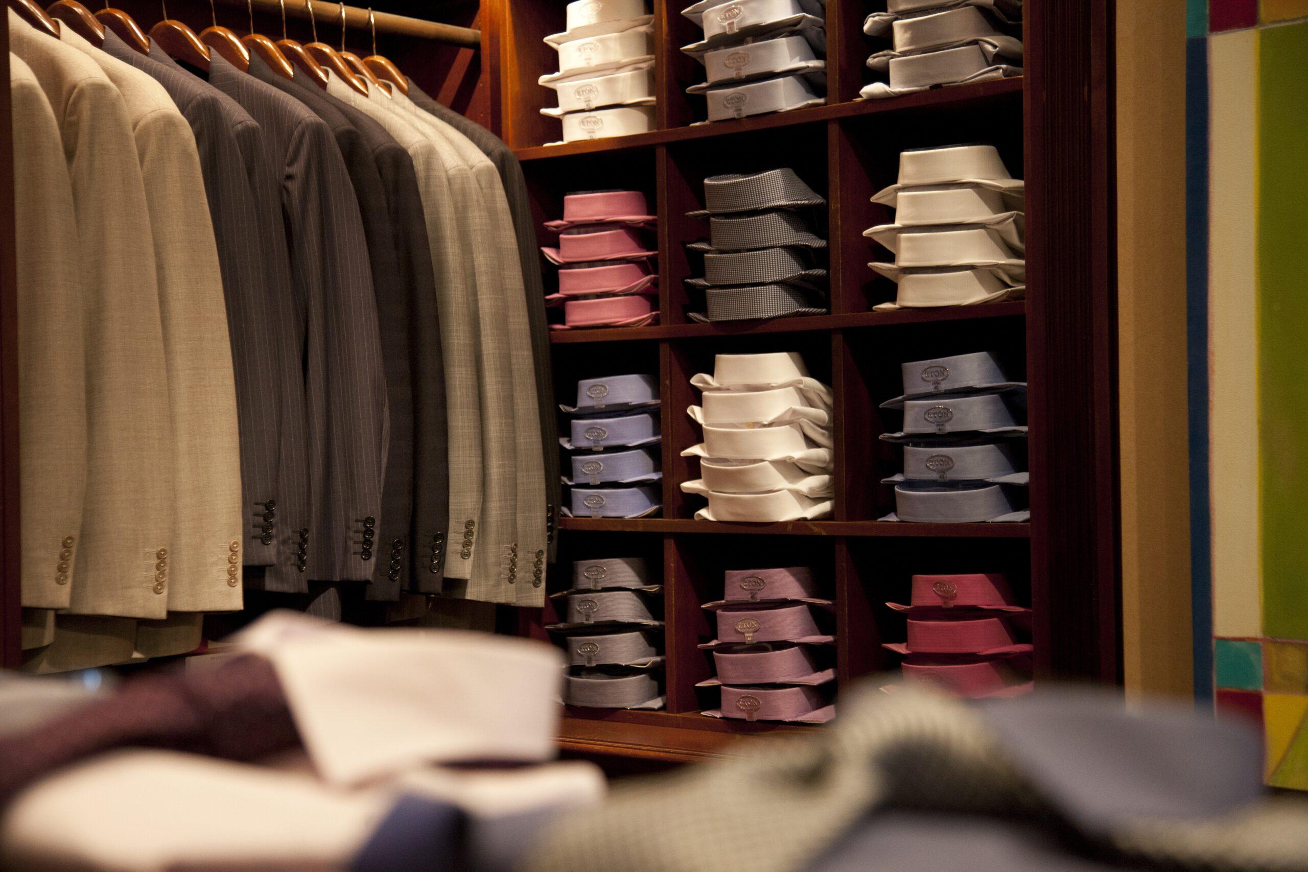 Men's Tailored 1