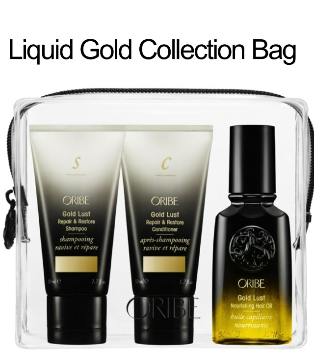 Oribe Gold Lust Travel Kit
